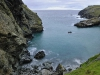 UK - 17: Coast at Tintagel Castle.