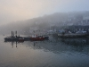 UK - 41: Mornings Mists, Polruan Port