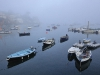 UK - 42: Mornings Mists, Polruan Port