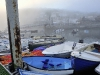 UK - 44: Mornings Mists, Polruan Port