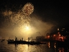 UK - 65: Fireworks, Polruan Port