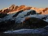 Mount Grossglockner and Pasterze Glacier