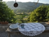 Agriturismo L\'Ariete, Breakfast View