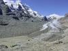 Melting Pasterze Glacier, Austria